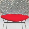 Knoll Harry Bertoia Diamond Lounge Seat Cushion Replacement