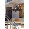 Lumen Center Italia Super Coral 16L Suspension Lamp