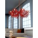 Lumen Center Italia Super Coral 8L Suspension Lamp