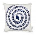 Vitra Graphic Print Pillow Snake