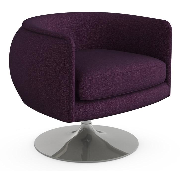 Knoll Joseph Paul DUrso Swivel Lounge Chair GR Shop