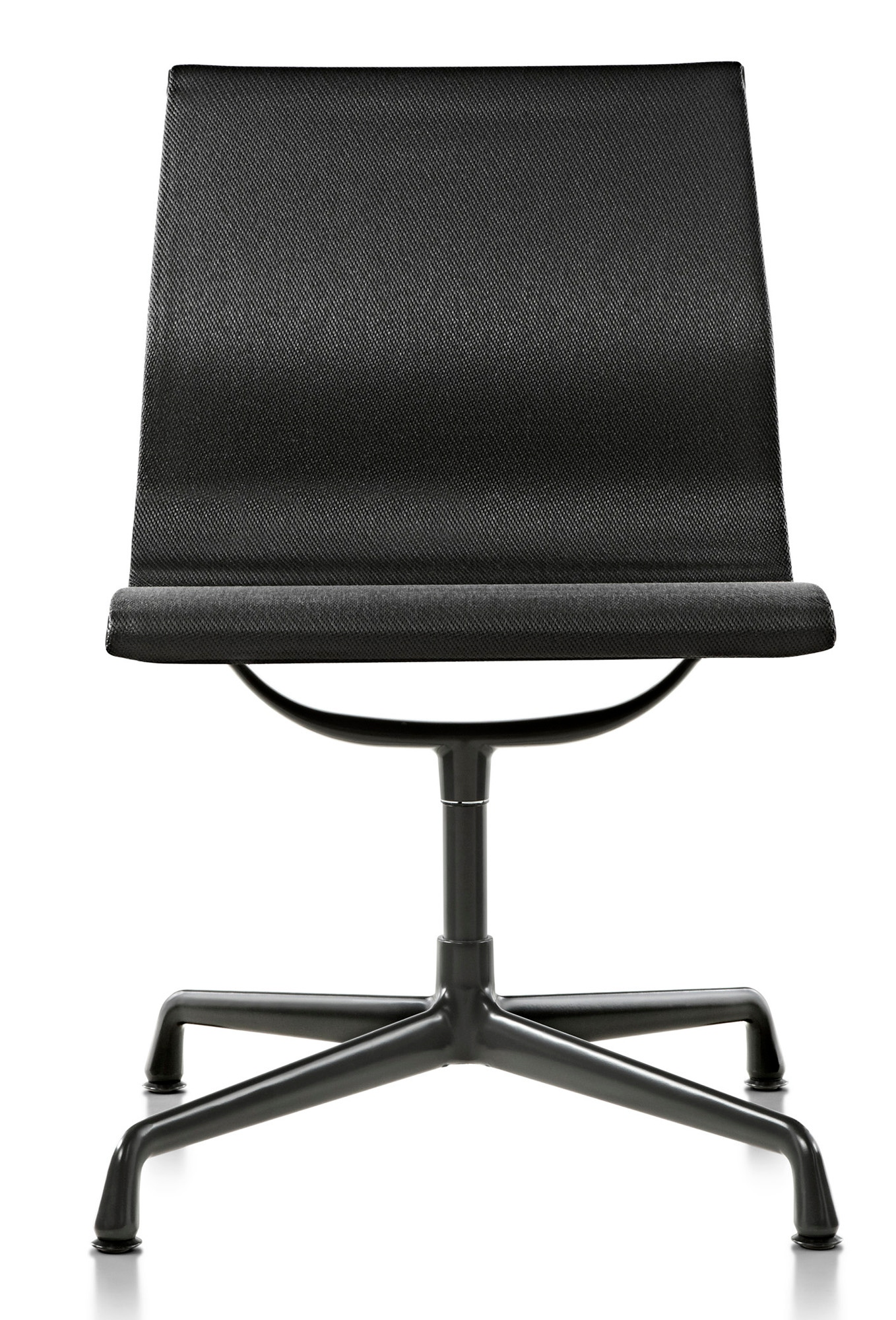 Eames office chair no arms - Herman Miller Eames 174 Aluminum Group Side Chair Outdoor