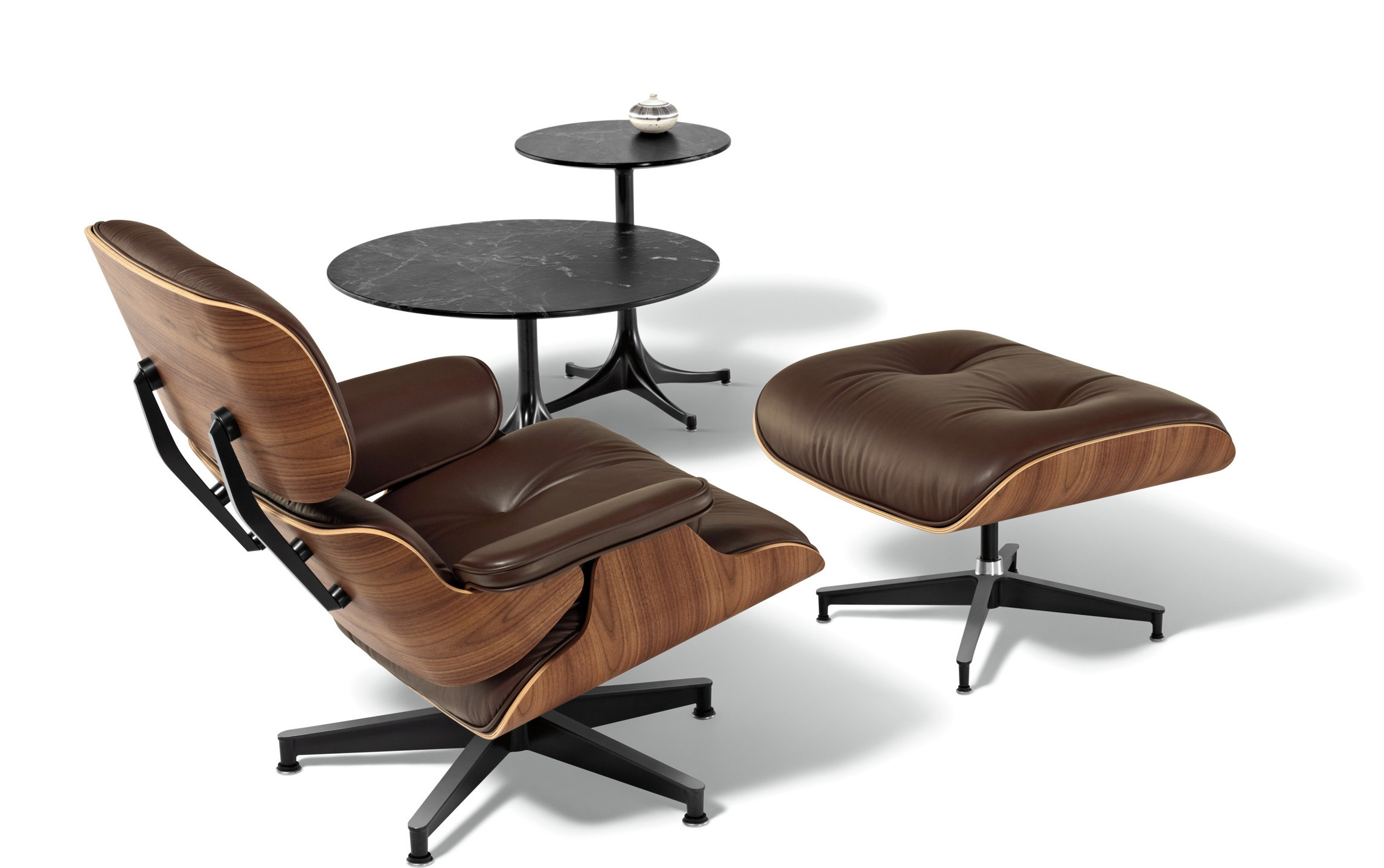 Herman miller eames 174 lounge chair and ottoman gr shop canada
