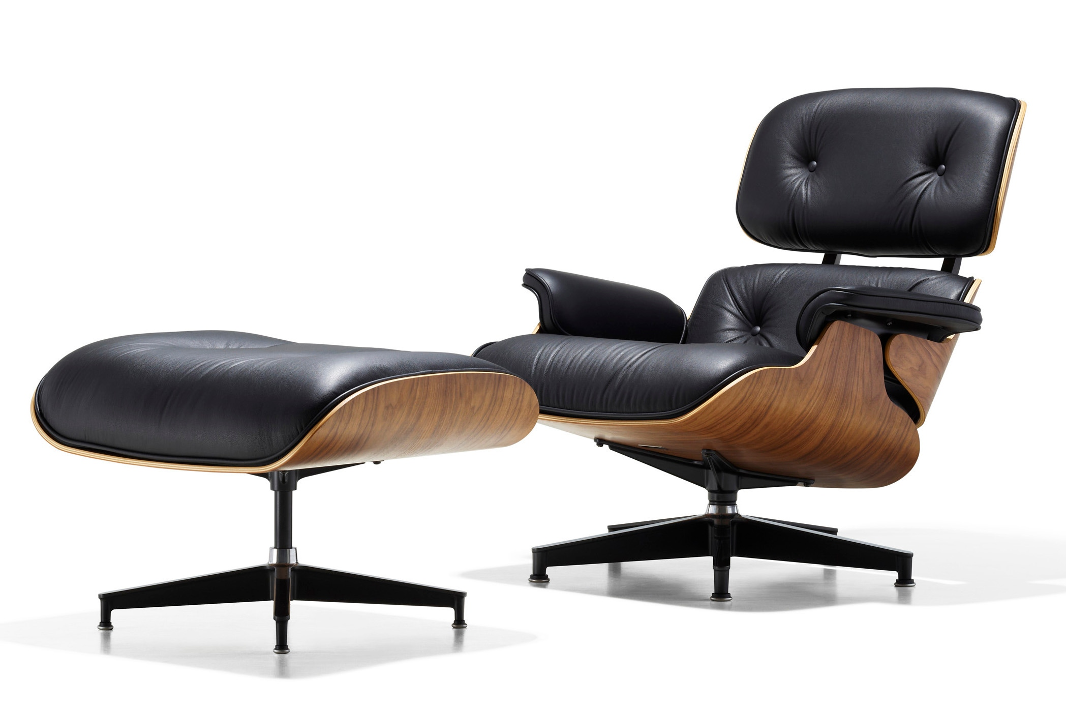 Herman miller eames lounge chair and ottoman gr shop canada - Eames lounge chair prix ...