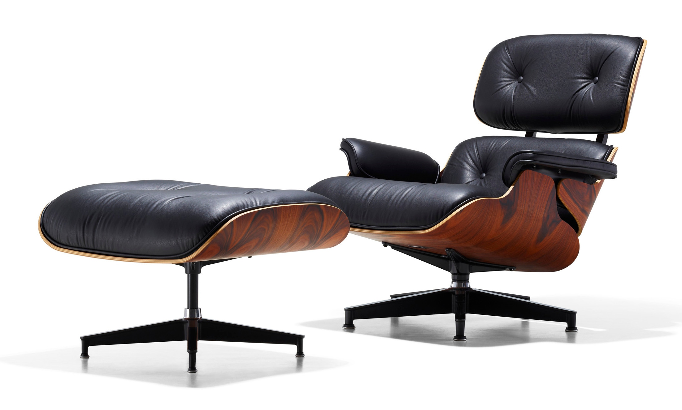 Herman miller eames lounge chair and ottoman gr shop canada for Eames lounge sessel nachbau