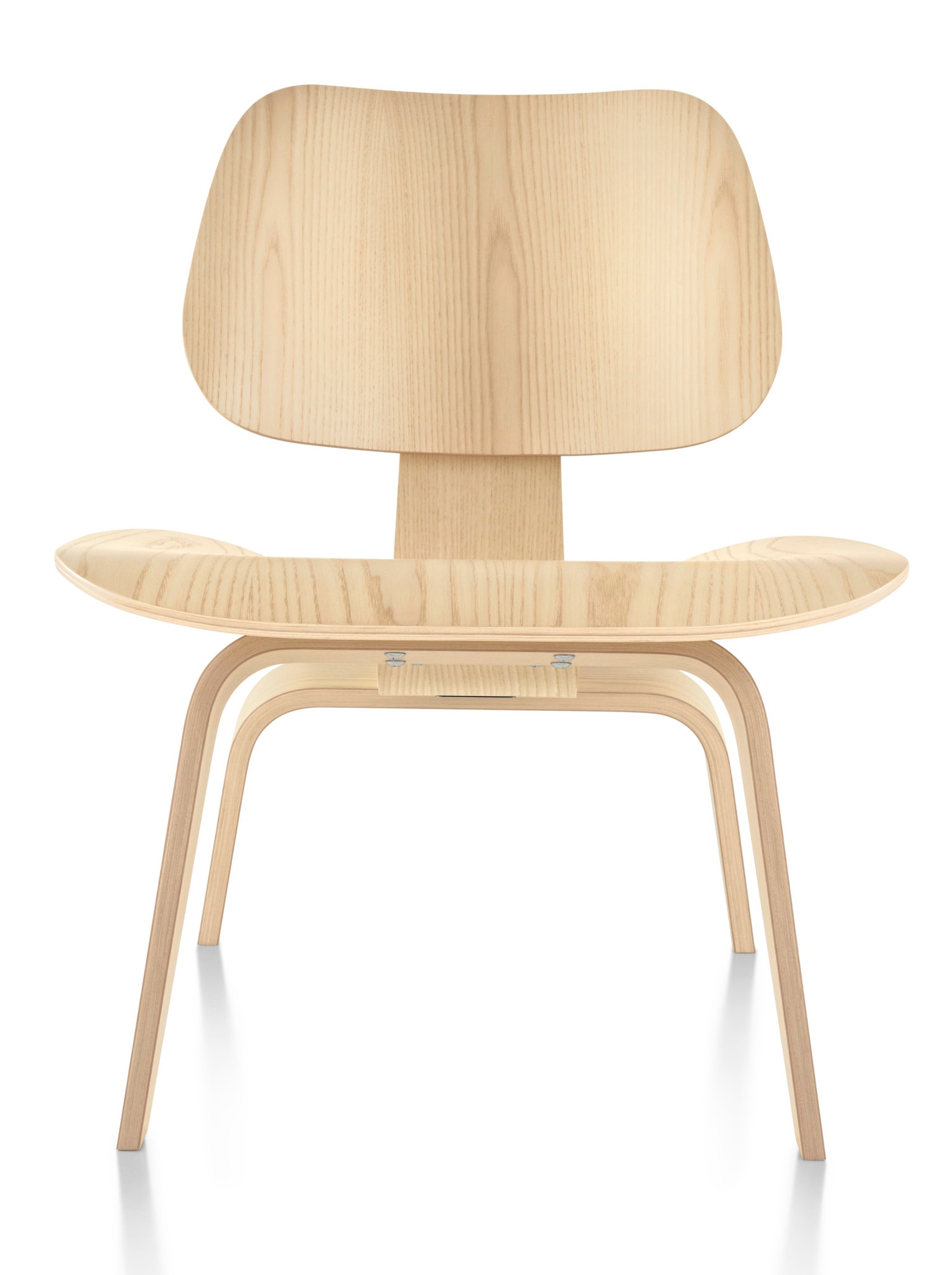 Herman Miller Eames Molded Plywood Lounge Chair Wood