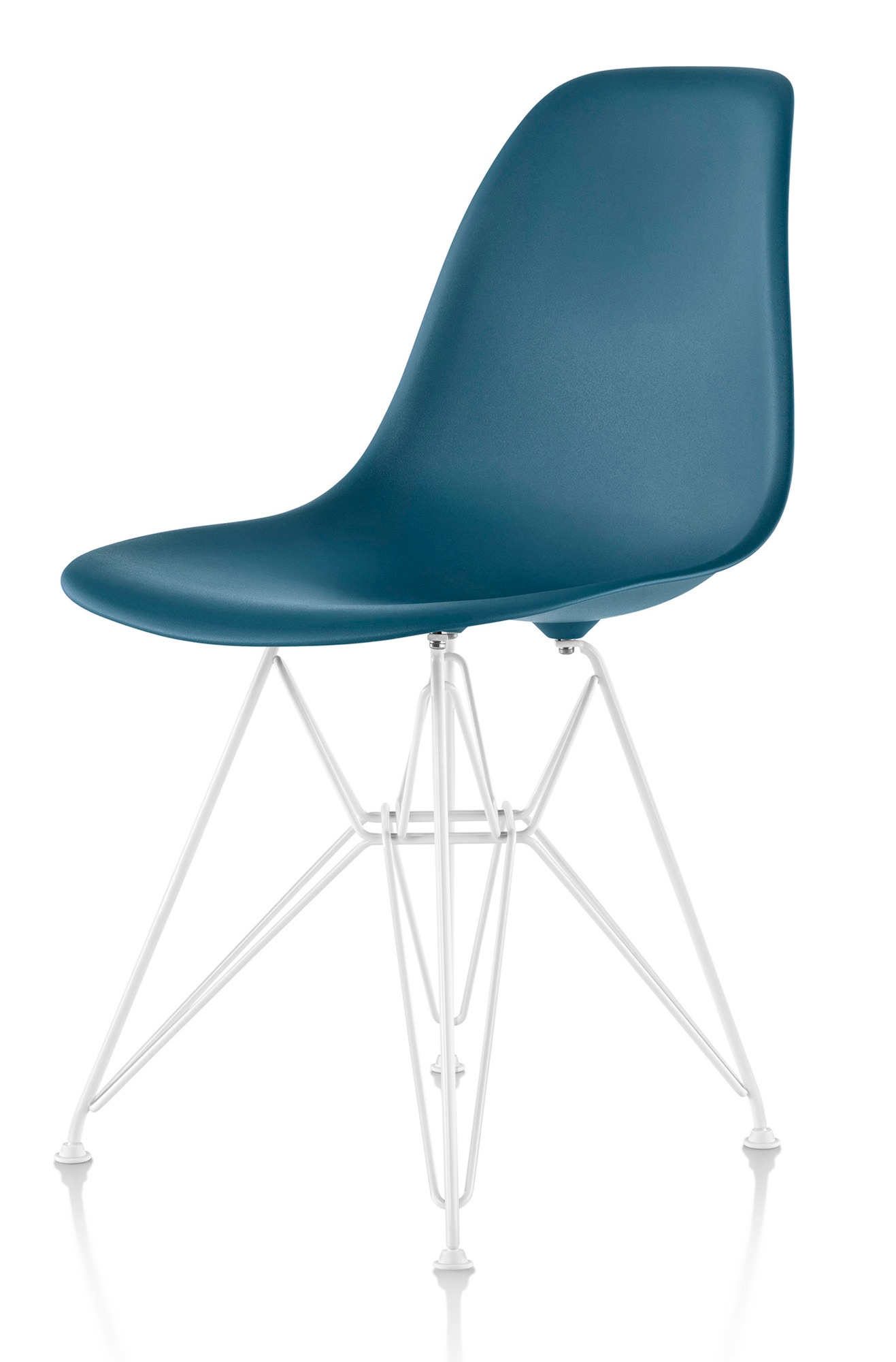herman miller eames molded plastic side chair gr shop. Black Bedroom Furniture Sets. Home Design Ideas
