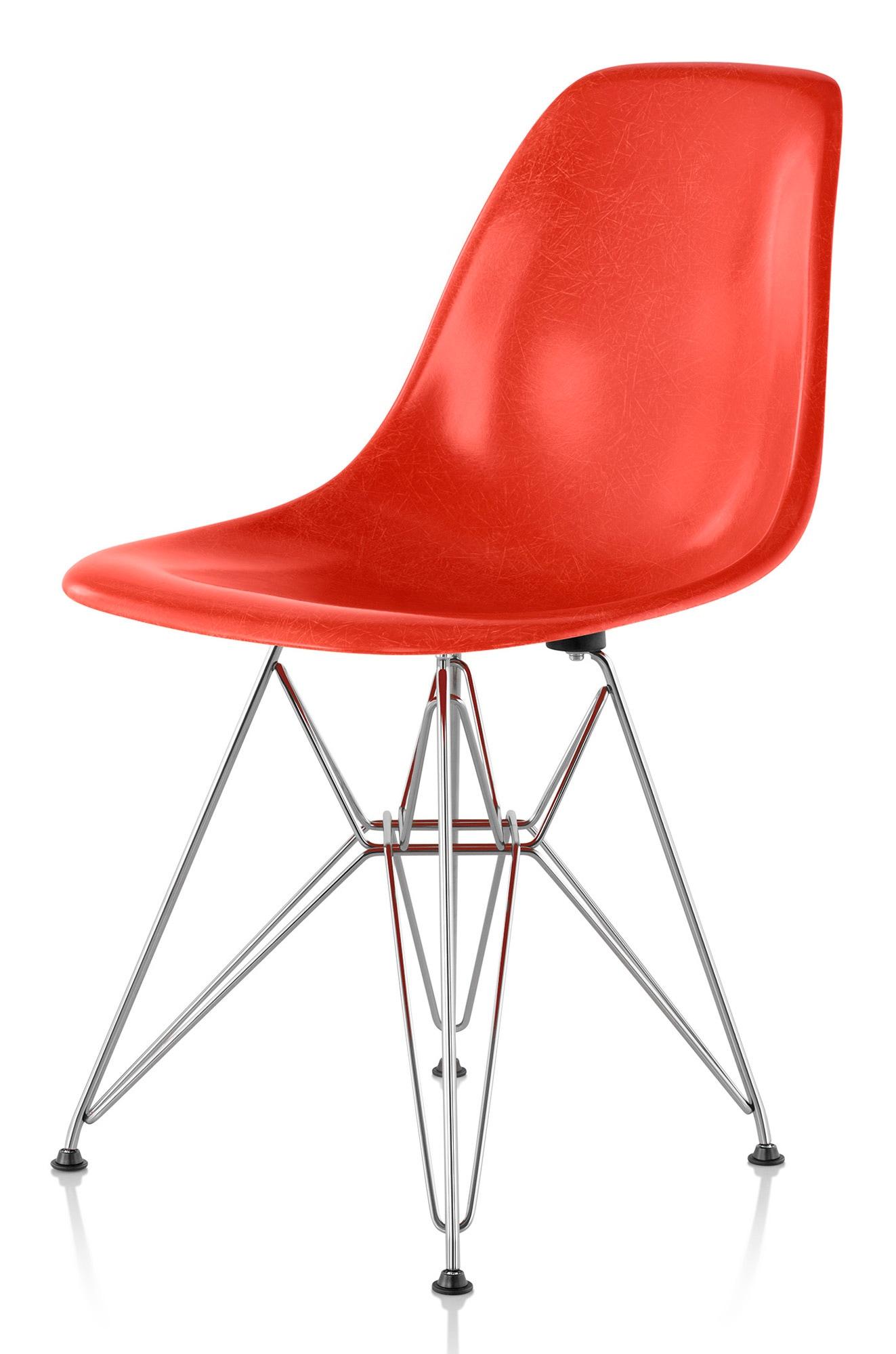 Herman Miller Eames 174 Molded Fiberglass Side Chair Gr