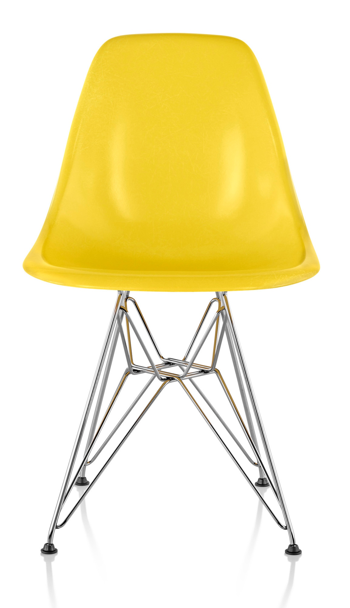 Herman miller eames 174 molded fiberglass side chair gr shop canada