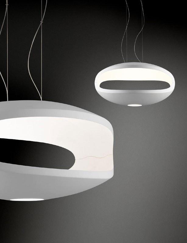 foscarini o space suspension lamp gr shop canada. Black Bedroom Furniture Sets. Home Design Ideas