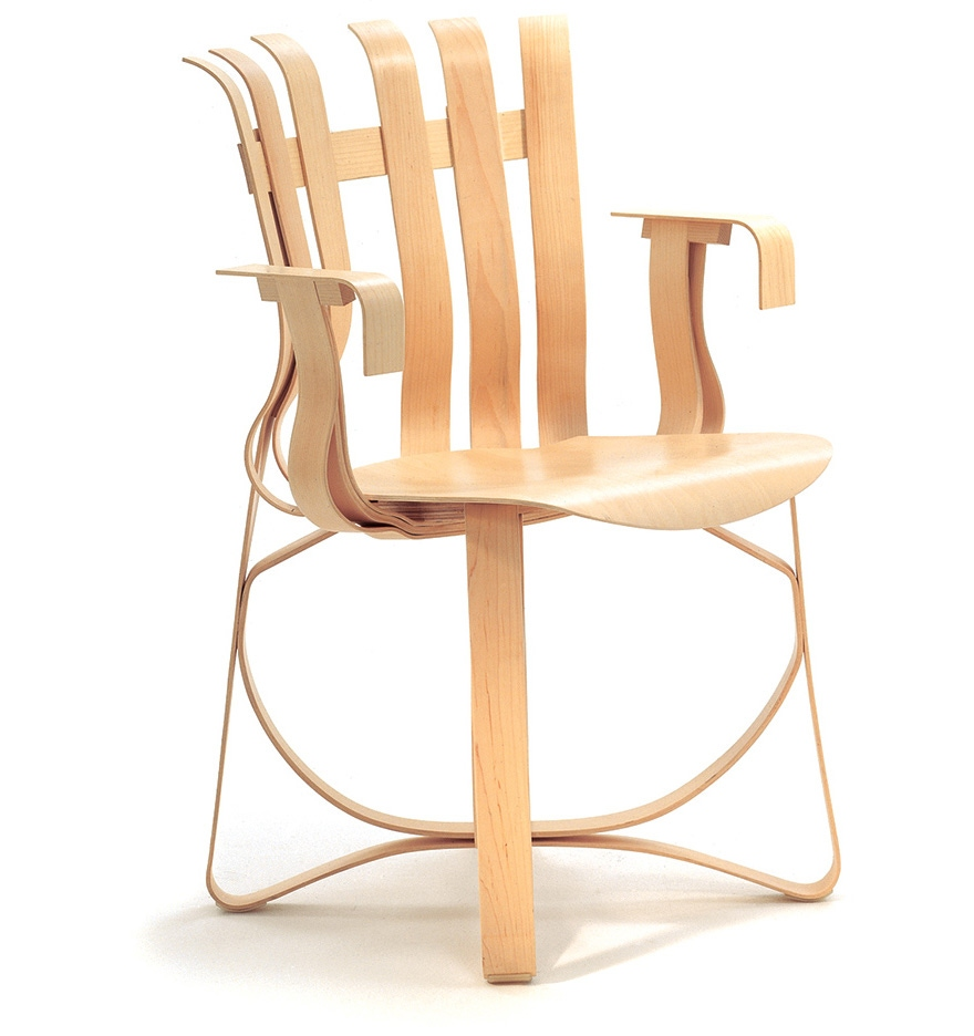 Knoll Frank Gehry Hat Trick Arm Chair GR Shop Canada