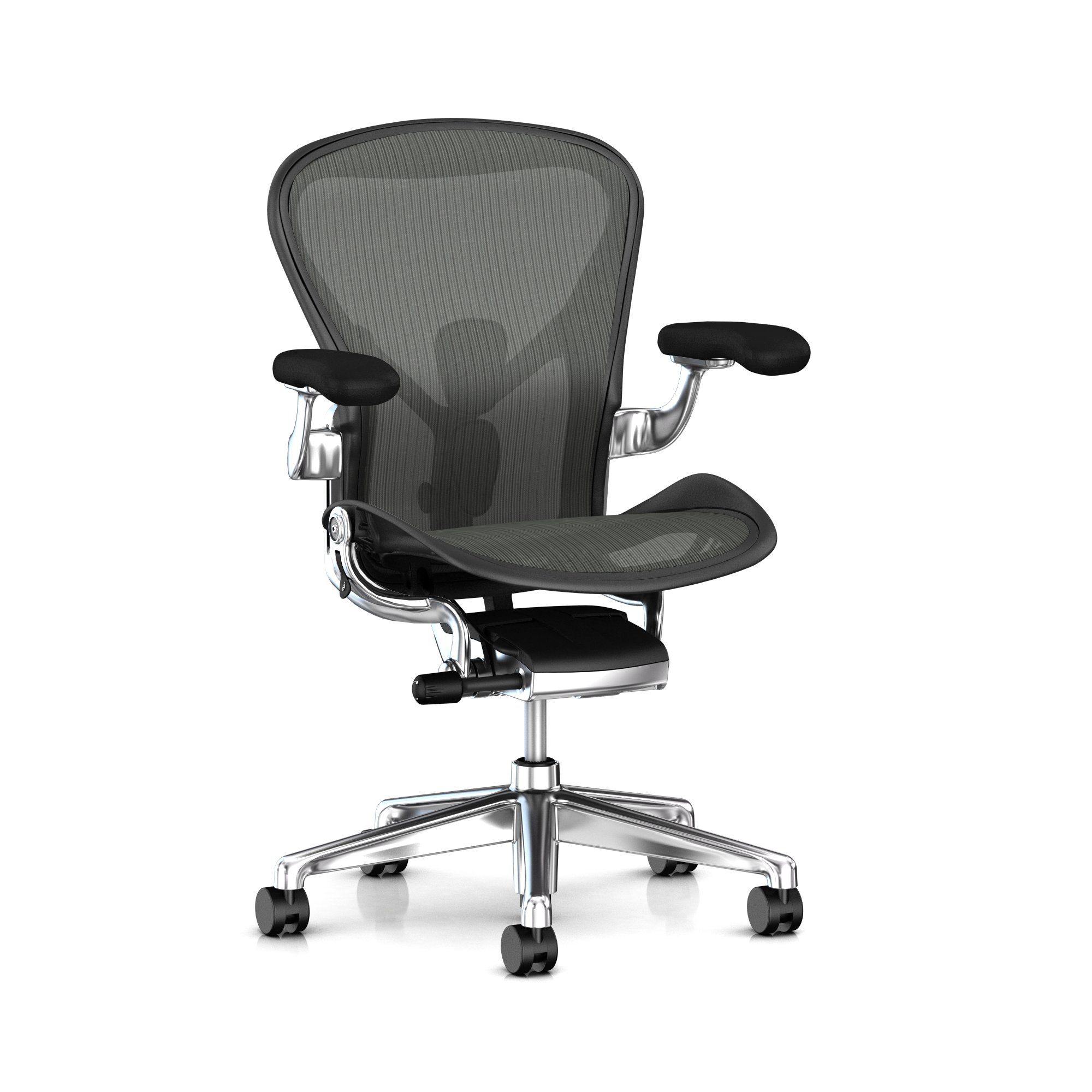 Herman Miller Aeron Chair 2016 Fully Loaded GR Shop Canada