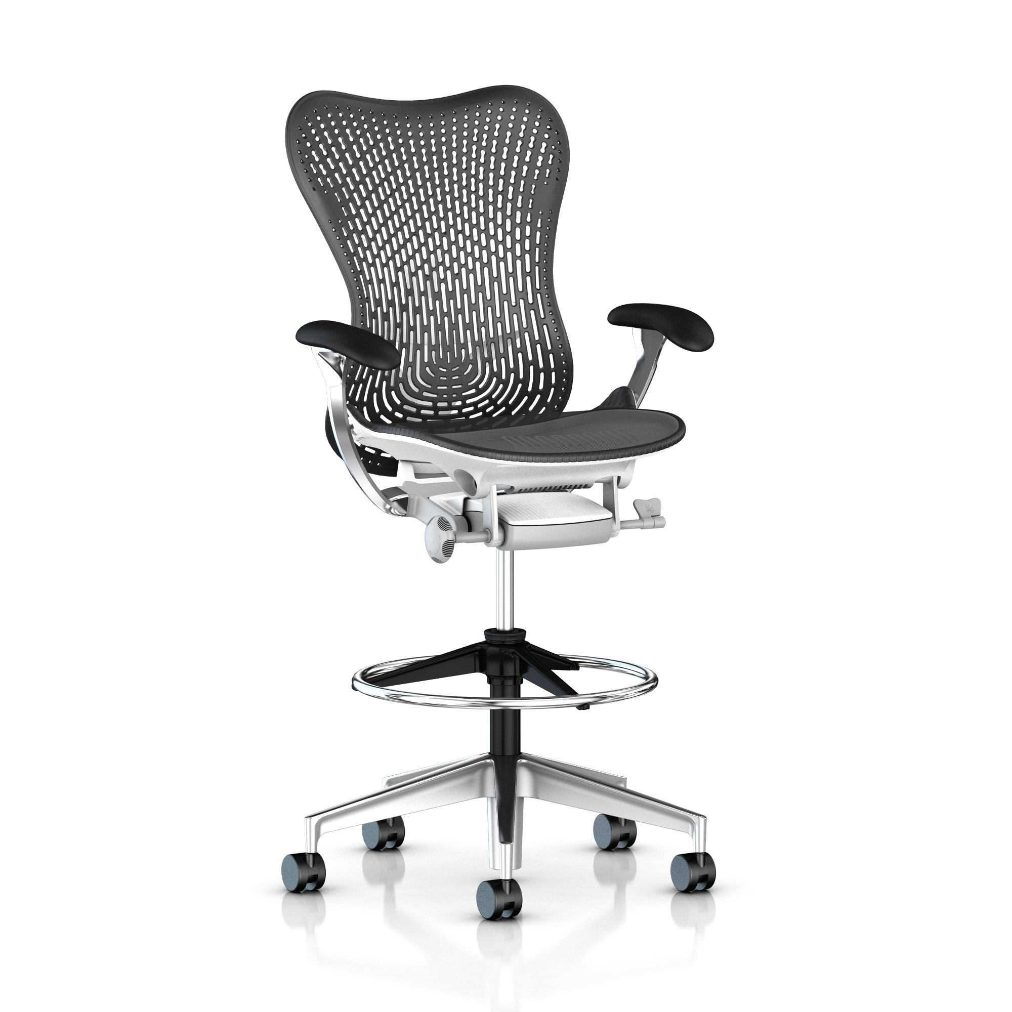 Herman Miller Drafting Chair Herman Miller Aeron Armless