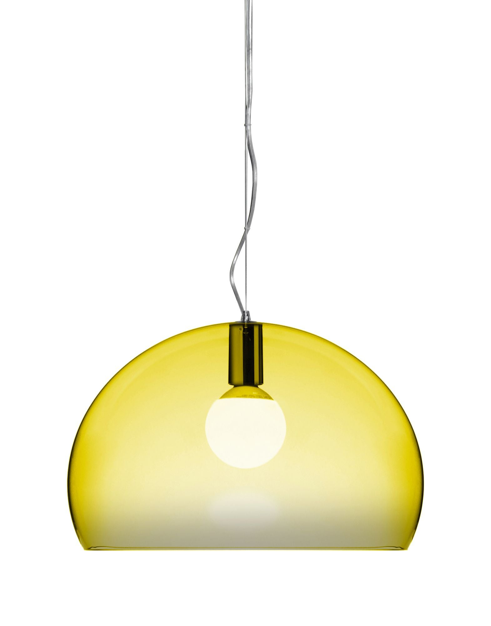 Kartell Fl Y Suspension Lamp Gr Shop Canada