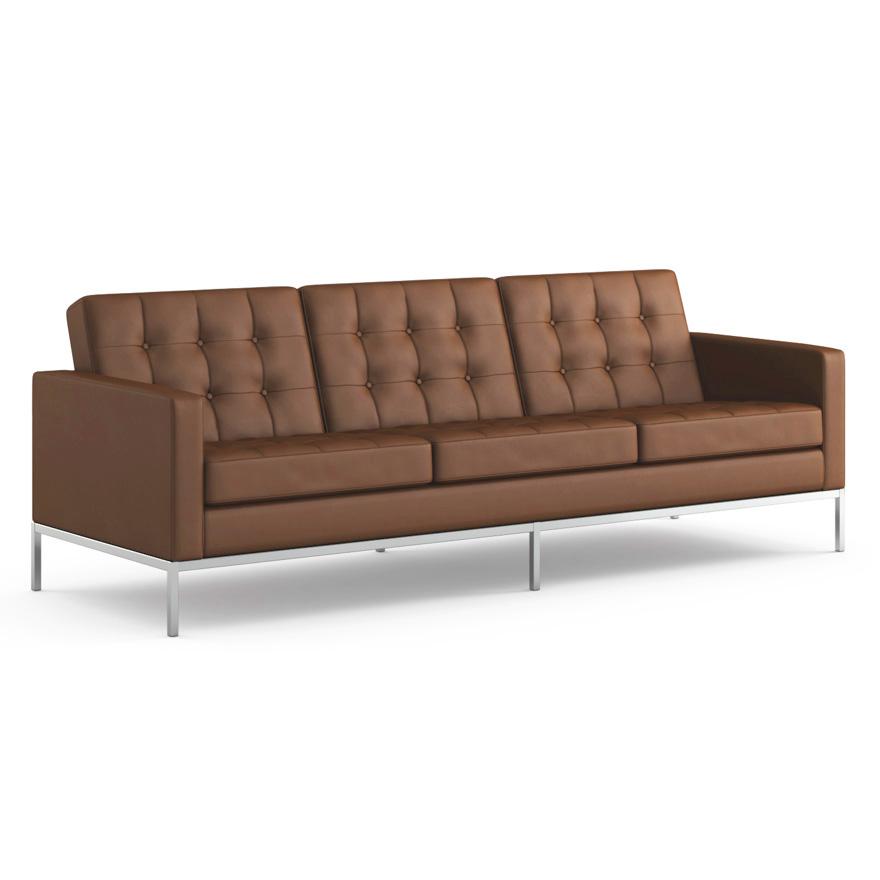 knoll florence lounge sofa gr shop canada. Black Bedroom Furniture Sets. Home Design Ideas