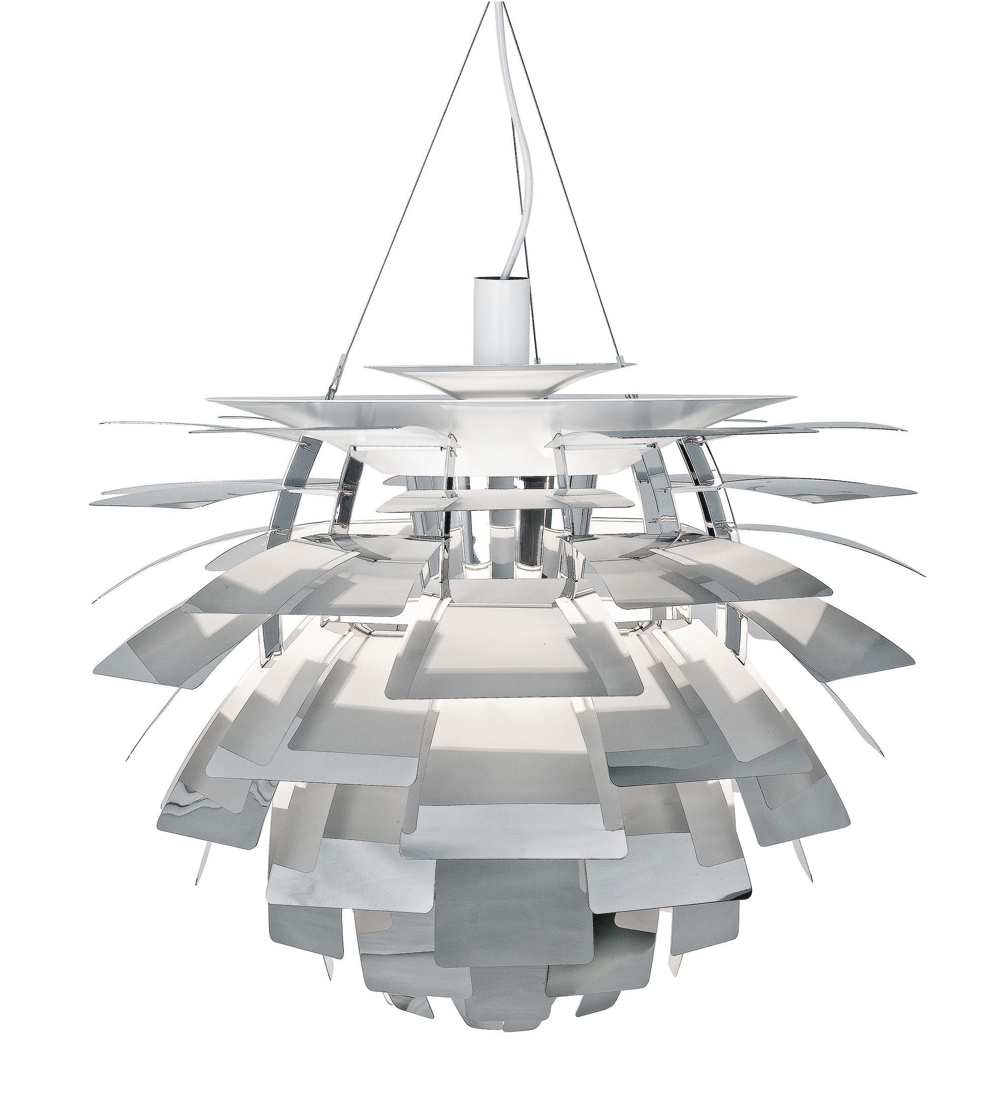 Louis poulsen ph artichoke pendant lamp gr shop canada polished steel aloadofball Image collections