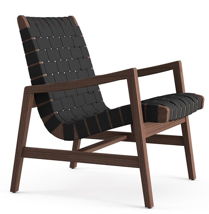 Knoll Jens Risom Lounge Chair With Arms Gr Shop Canada