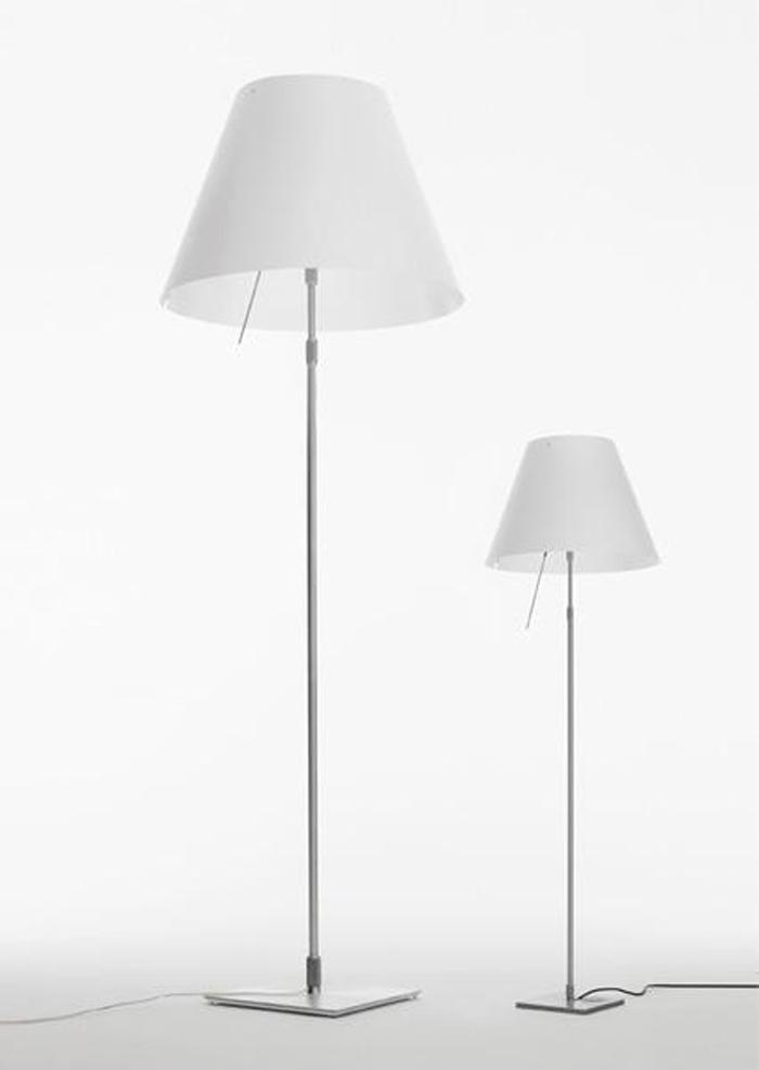 luceplan grande costanza floor lamp gr shop canada. Black Bedroom Furniture Sets. Home Design Ideas
