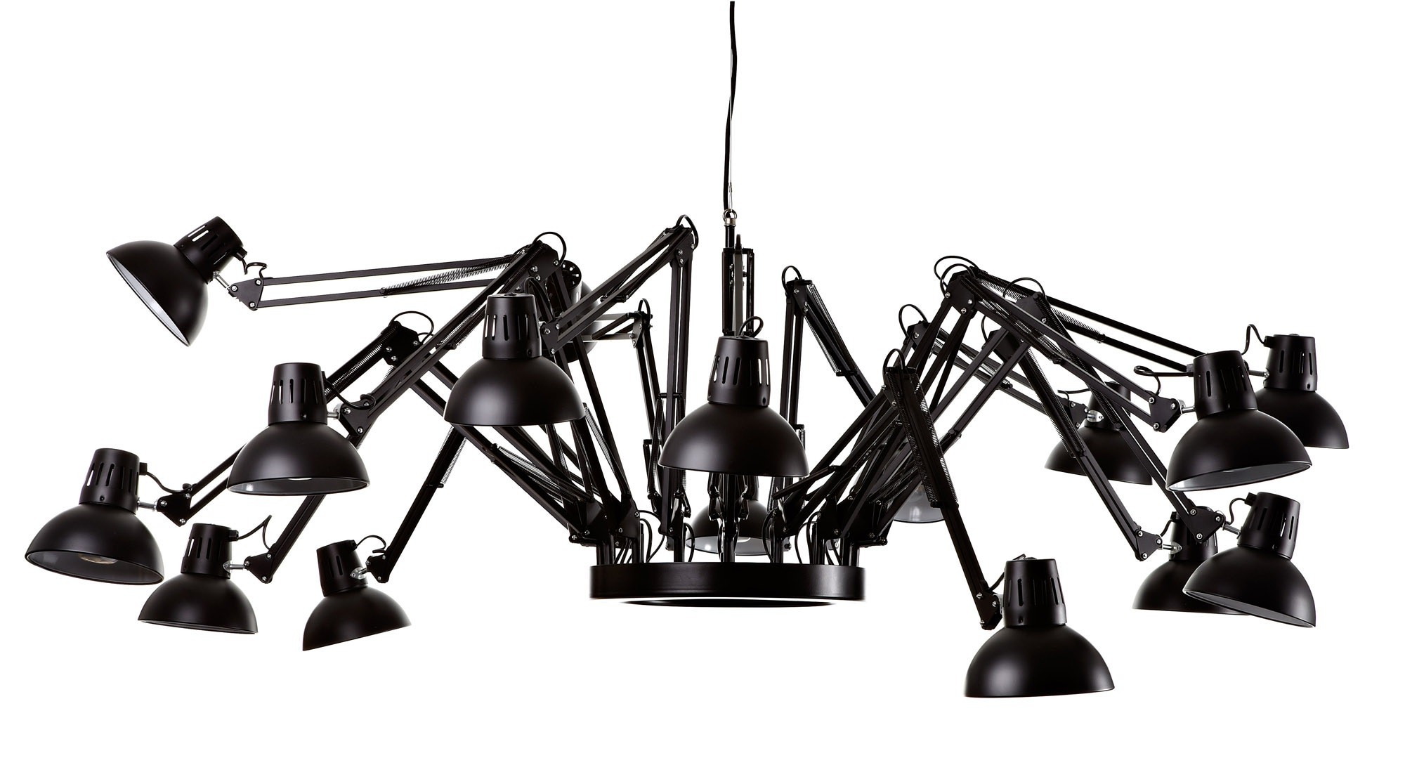 moooi dear ingo suspension lamp gr shop canada. Black Bedroom Furniture Sets. Home Design Ideas