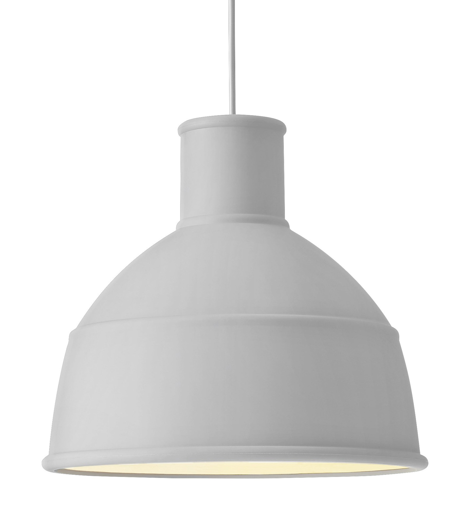Muuto unfold pendant lamp enlarge light grey mozeypictures Images