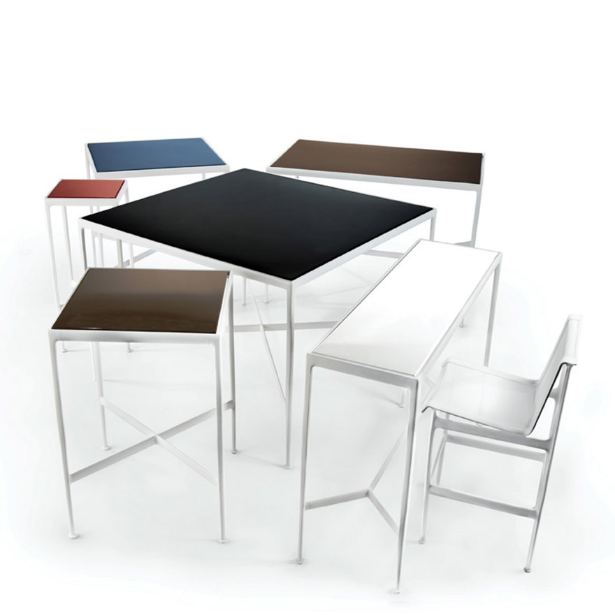 Richard Schultz 1966 Collection Counter Height Table 60