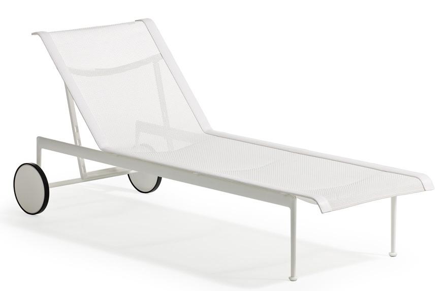 Richard schultz 1966 collection adjustable chaise lounge for Mr adjustable chaise lounge