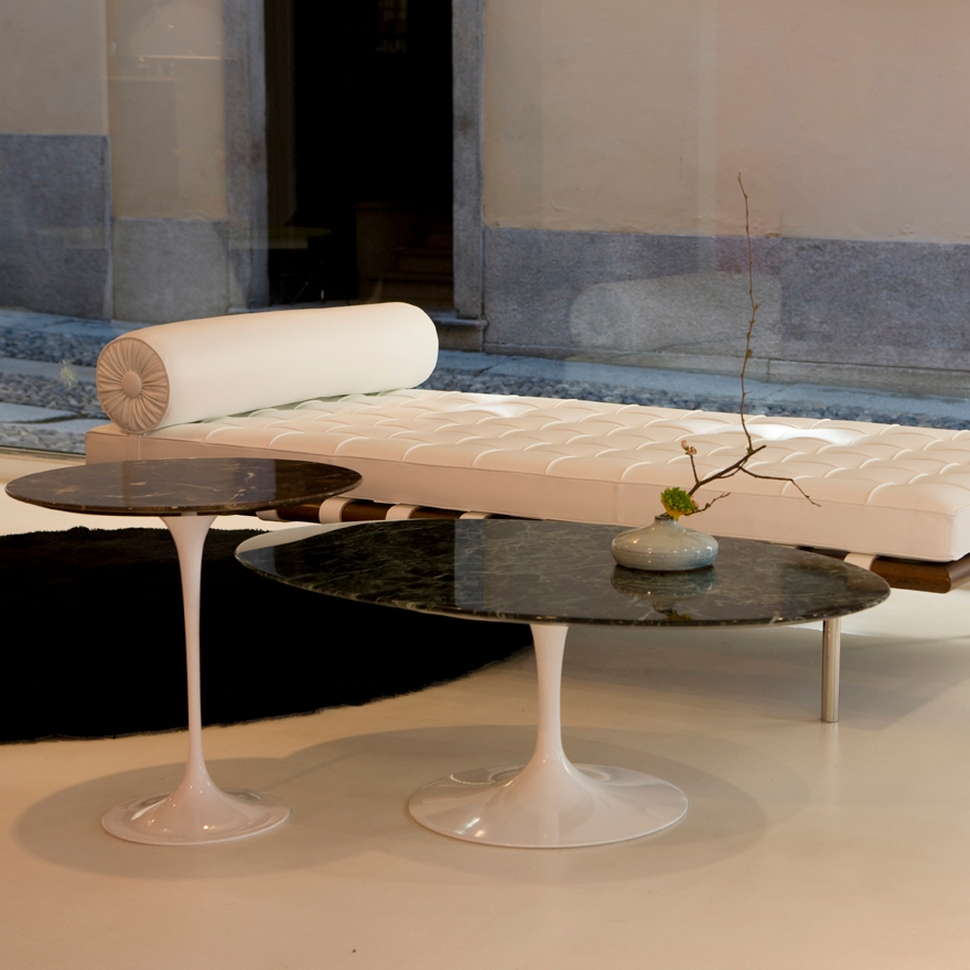 Marble Top Coffee Table Canada: Oval Coffee Table