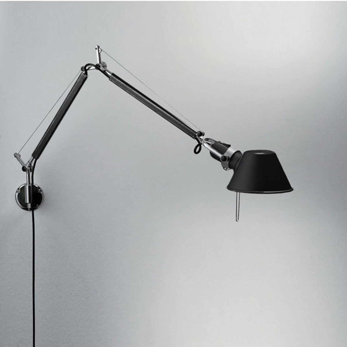 Artemide Tolomeo Mini Wall Lamp Gr Shop Canada