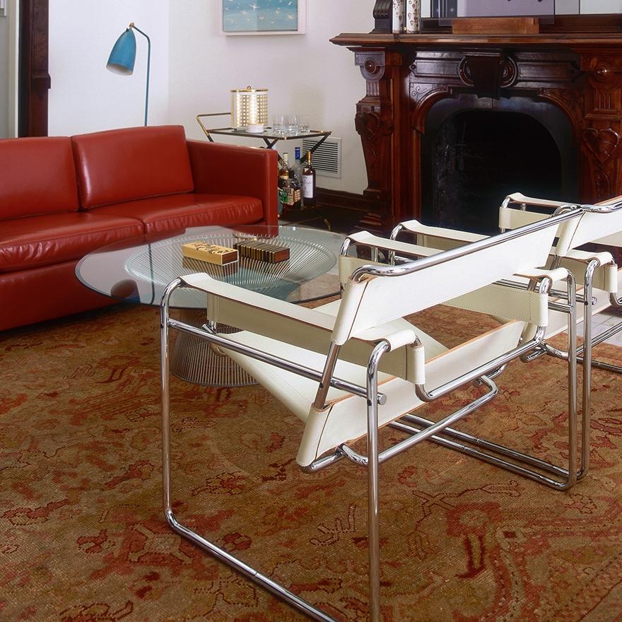 Knoll warren platner coffee table gr shop canada for Warren platner coffee table