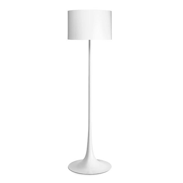 Flos spun light f floor lamp gr shop canada black white mozeypictures Image collections