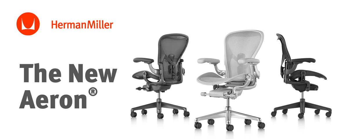 Introducing the new Aeron Chair