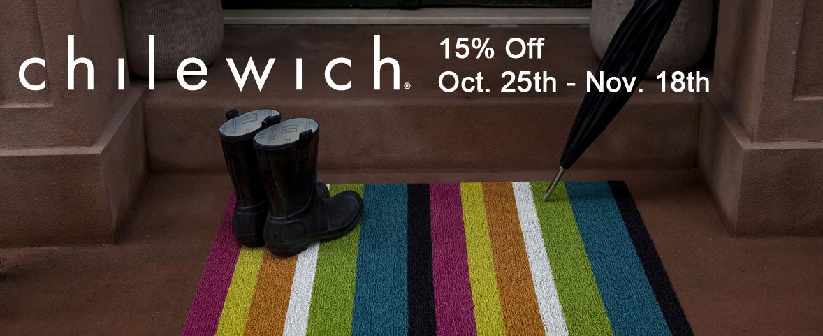 Chilewich Sale 15% Off