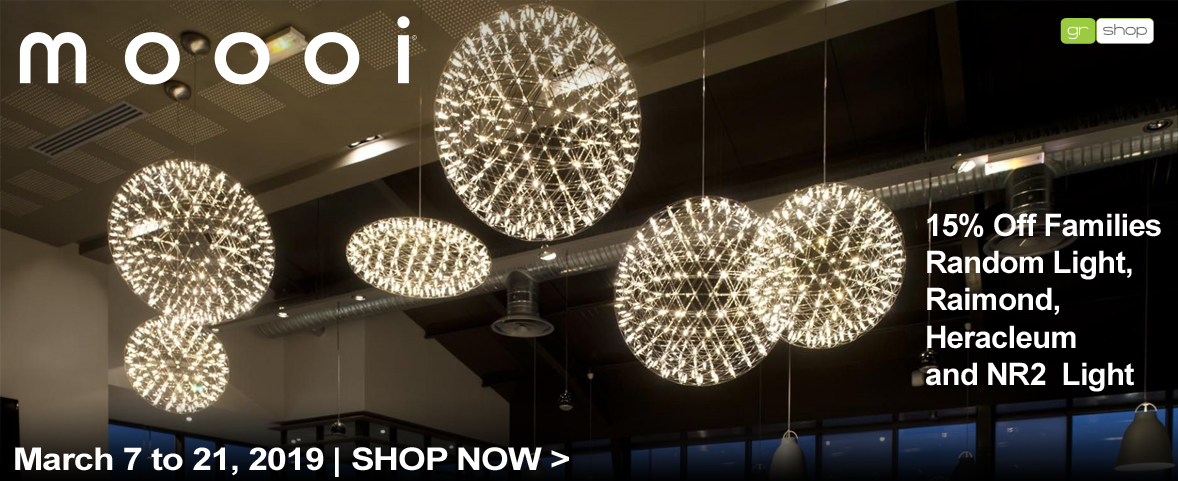 Moooi Select Lighting Sale
