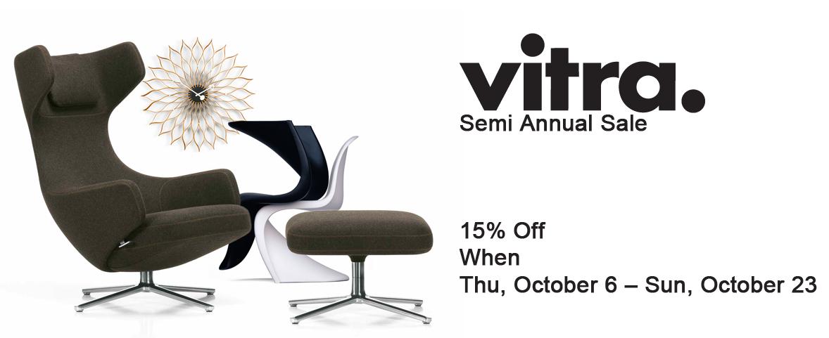 Vitra Semi Annual Sale