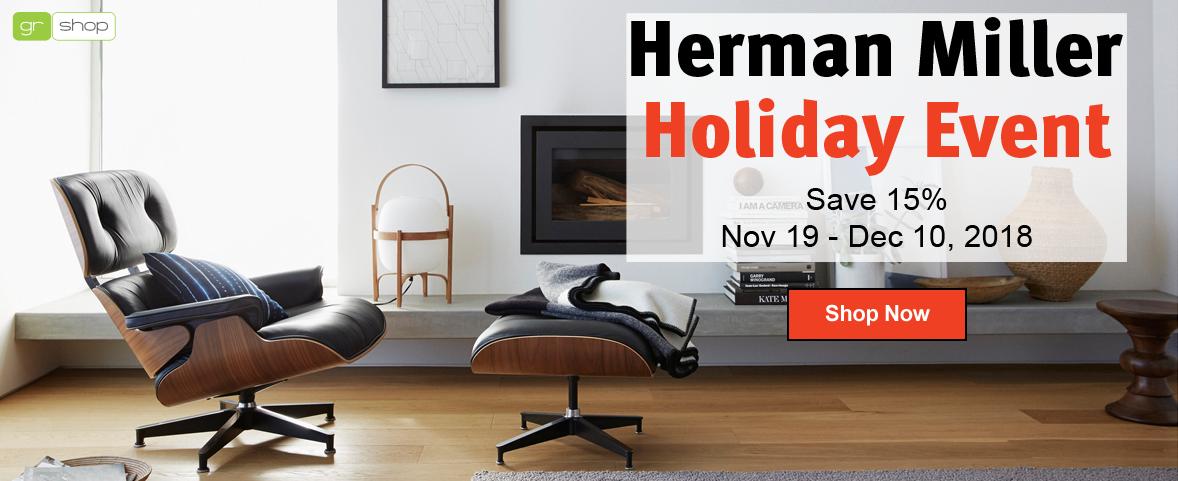 Herman Miller Holiday Sale