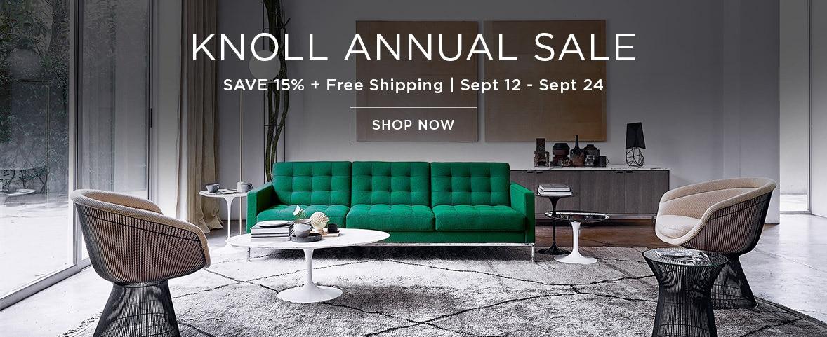 Knoll Annual Sale