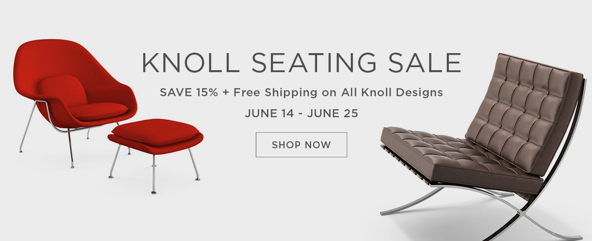 Knoll Seating Sale