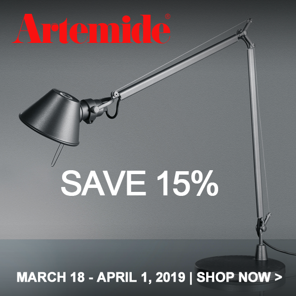 Save 15% on Artemide
