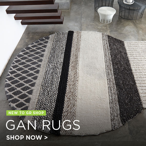 GAN Rugs, new to gr Shop.