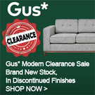 Gus Clearance Sale