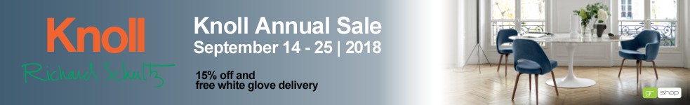 The Knoll Annual 15% off Sale