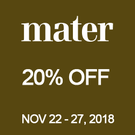 Mater Sale