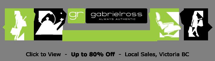 Gabriel Ross Floormodel Sale