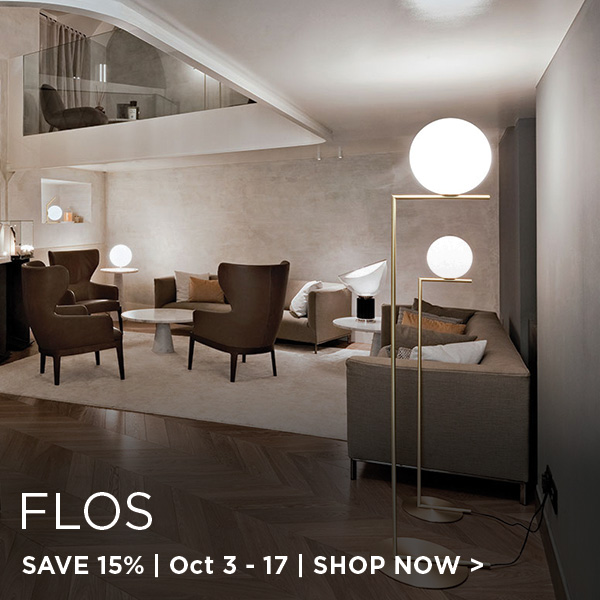 FLOS Sale, Save 15%
