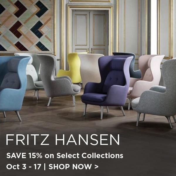 Fritz Hansen Sale, Save 15%