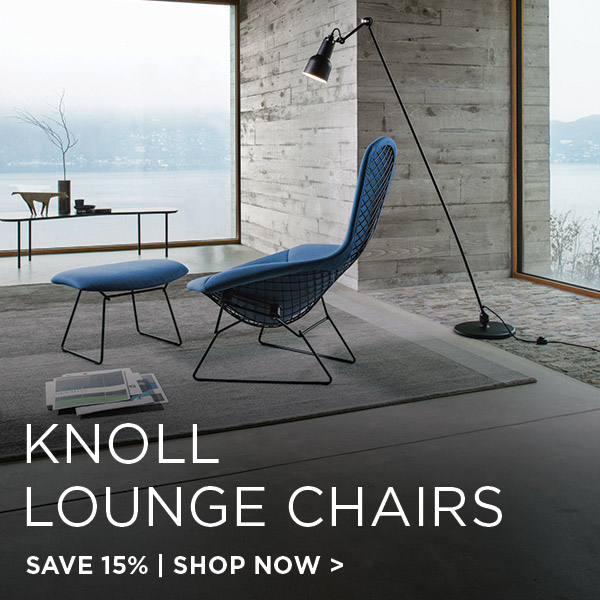 Knoll Lounge Chairs, Save 15%