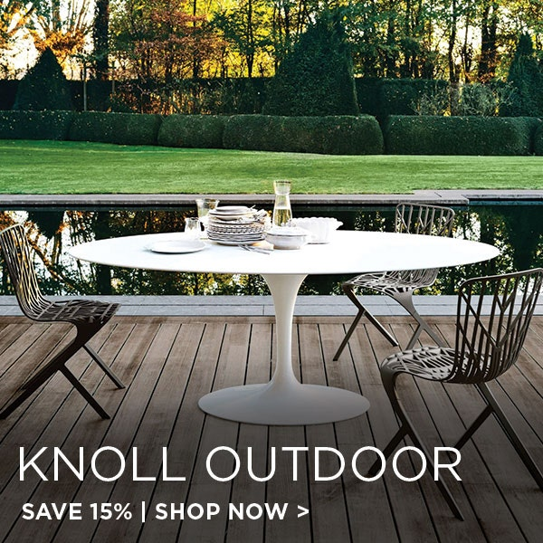 Knoll Outdoor, Save 15%