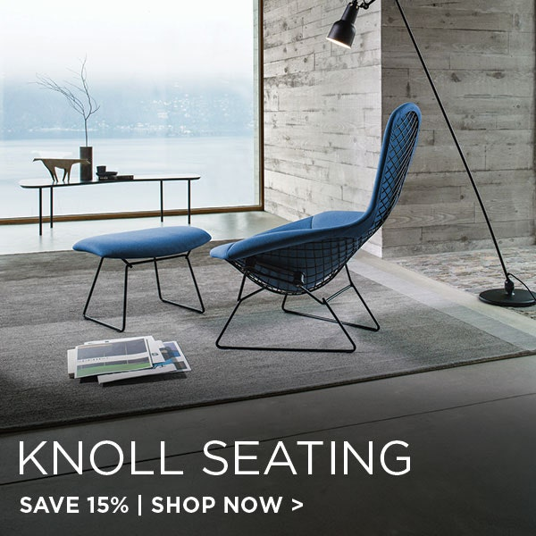 Knoll Seating, Save 15%