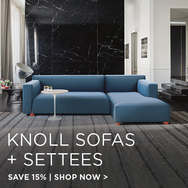 Knoll Sofas and Settees, Save 15%