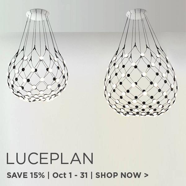 Luceplan Sale, Save 15%